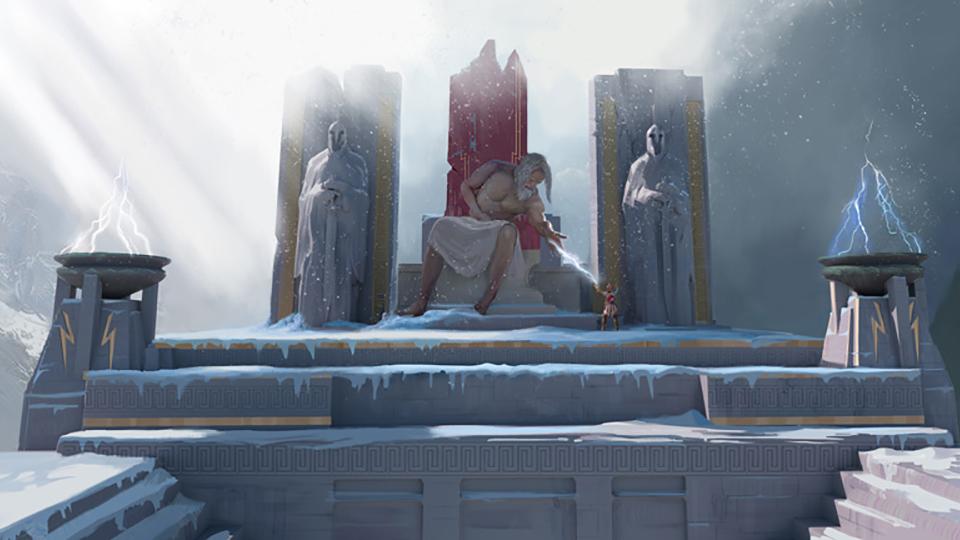 渡神纪:芬尼斯崛起截图