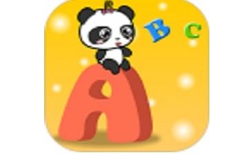 熊猫英语段首LOGO