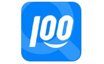 快递100段首LOGO