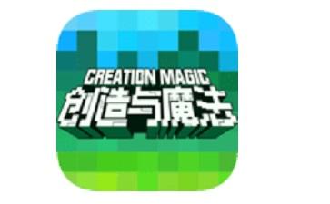 创造与魔法段首LOGO