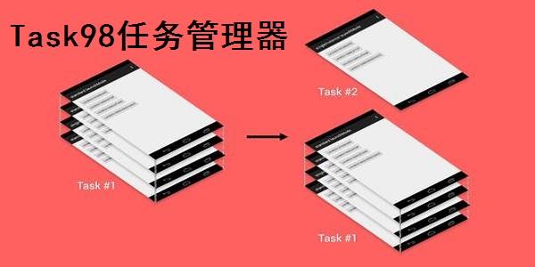 Task98任务管理器截图