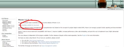 apache maven 3.5.0 官方正式版
