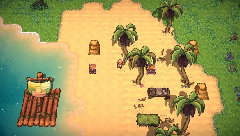 岛屿生存者截图
