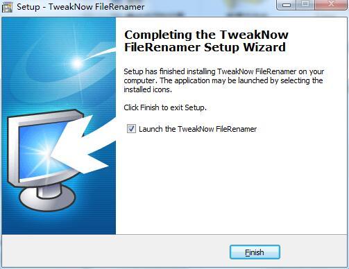 TweakNow FileRenamer截图