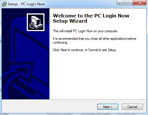 PC Login Now截图