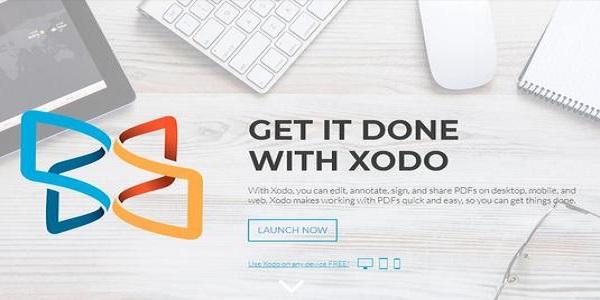 Xodo阅读器截图