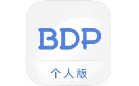 BDP个人版段首LOGO