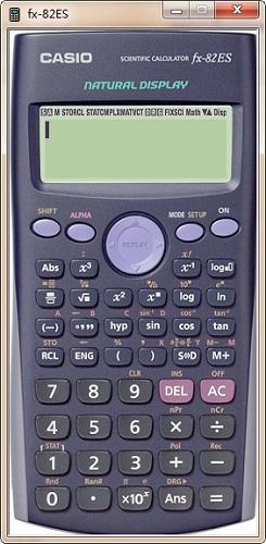 卡西欧计算器截图1