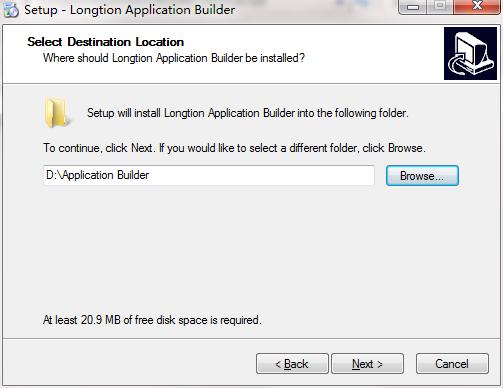 Longtion Application Builder截图