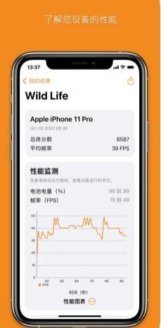 3DMark Wild Life截图2
