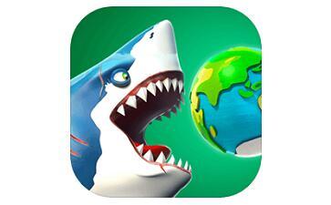 饥饿鲨:世界段首LOGO