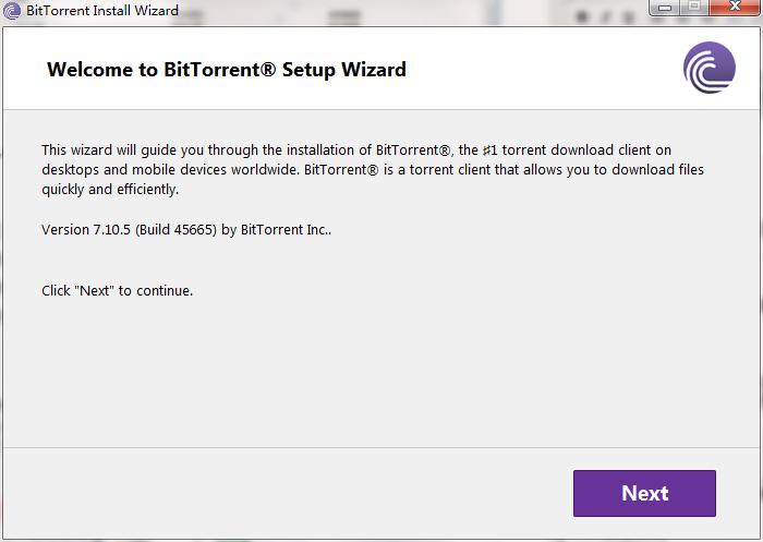 BitTorrent截图