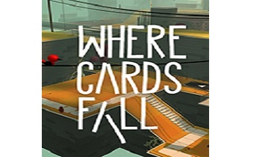 Where Cards Fall段首LOGO