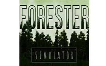 护林员模拟器(Forester Simulator)段首LOGO