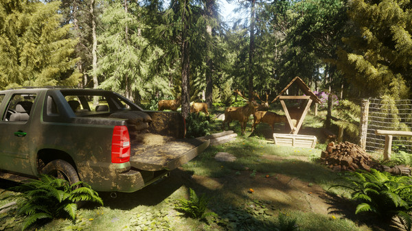 护林员模拟器(Forester Simulator)截图