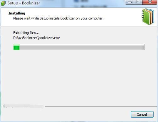 Booknizer截图
