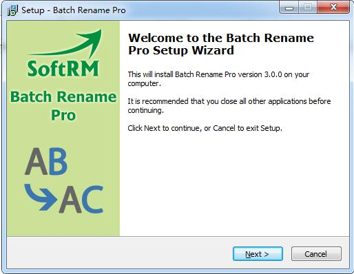 Bactch Rename Pro截图