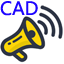 CAD语音标记
