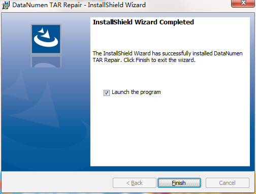 DataNumen TAR Repair截图