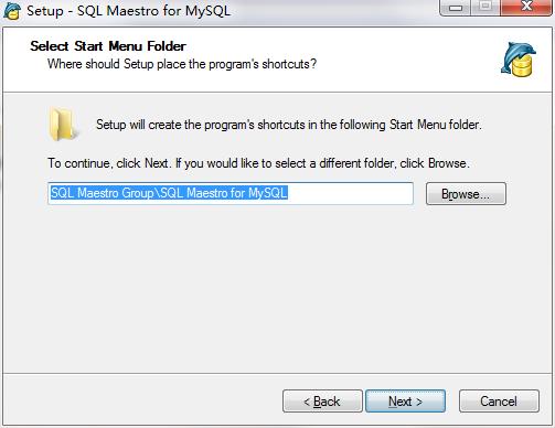 SQL Maestro for MySQL截图
