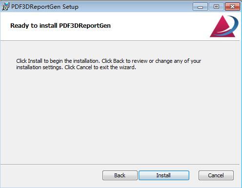 PDF3DReportGen截图