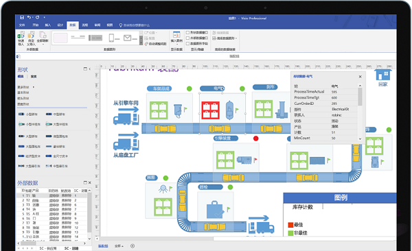Microsoft Office Visio2021截图