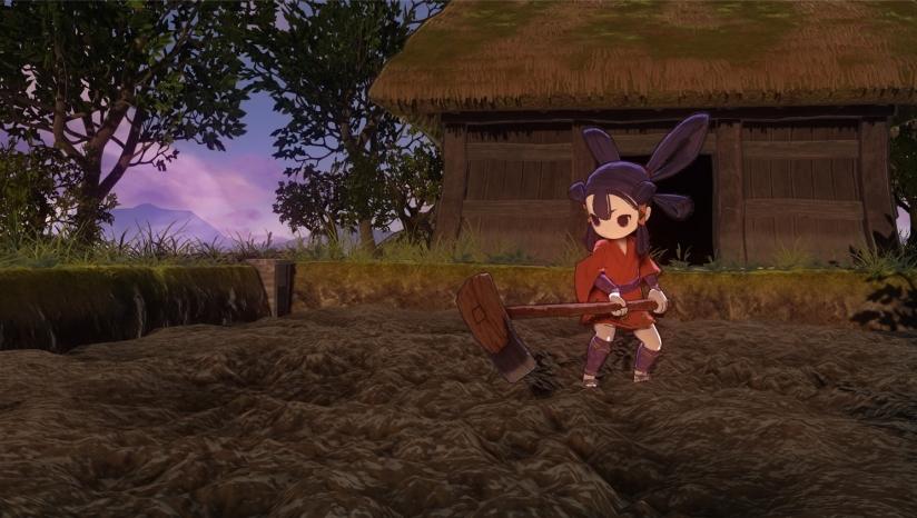 天穗之咲稻姬截图