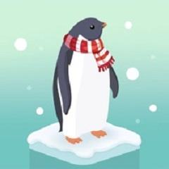 企鹅岛LOGO