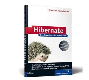 Hibernate截圖