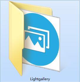 Lightgallery截图
