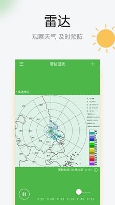 如东天气截图4