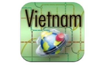 越南地图段首LOGO