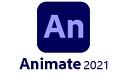 Adobe Animate2021段首LOGO