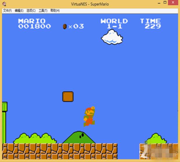 NES模拟器截图