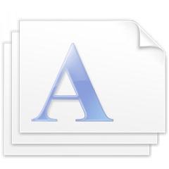 魔兽世界字体