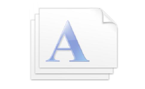 魔兽世界字体段首LOGO