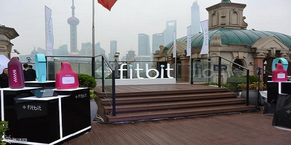 Fitbit 中国截图