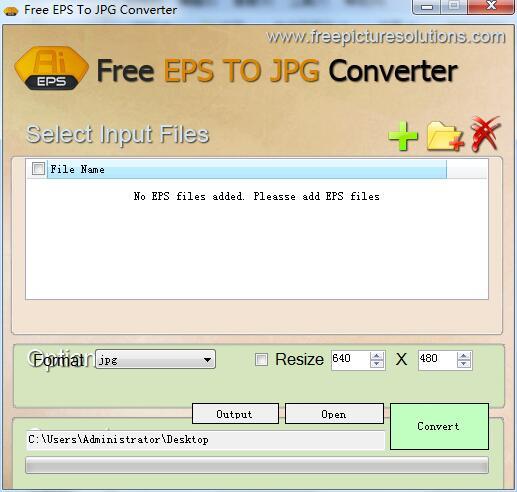 Free EPS To JPG Converter