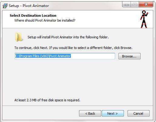 pivot animator截图