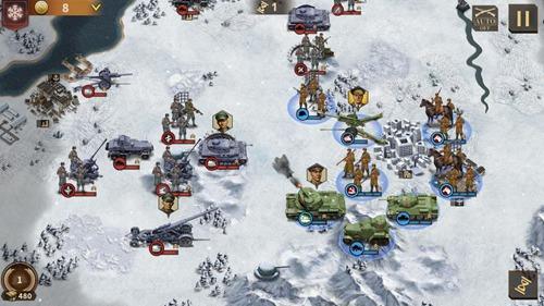 钢铁命令:将军的荣耀3截图