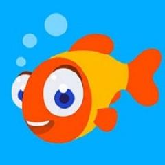 伴魚繪本LOGO