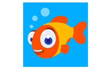 伴魚繪本段首LOGO