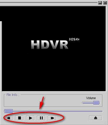 监控视频播放器HBPlayer截图