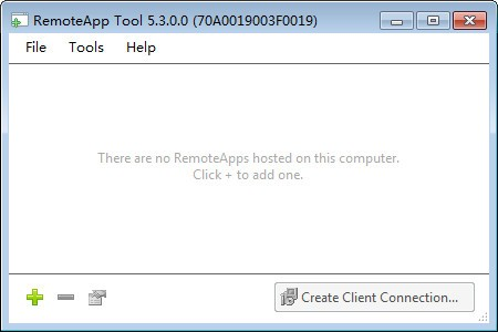 RemoteApp Tool截图1