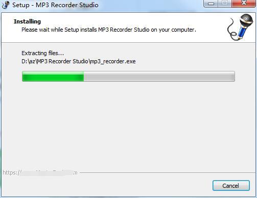 MP3 Recorder Studio截图