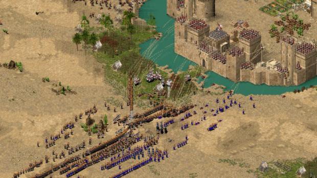 要塞:十字军东征截图
