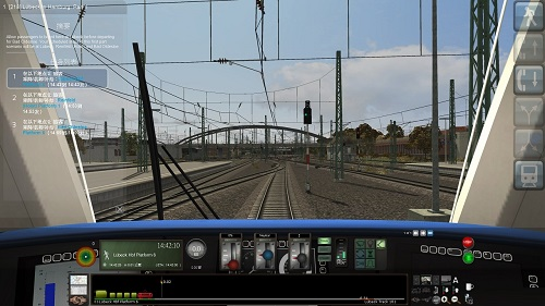 《模拟火车2017》截图