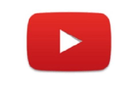 YouTube段首LOGO