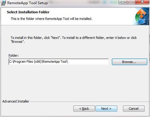 RemoteApp Tool截图
