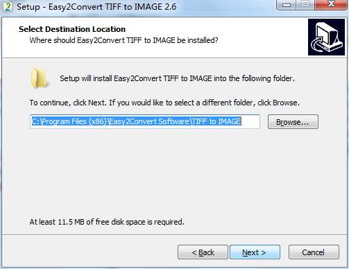 Easy2Convert TIFF to IMAGE截图